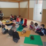 Katechese zu Gründonnerstag gefeiert von Klein und Gross