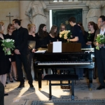 Konzert im Mausoleum von Carstanjen © Frank Bender
