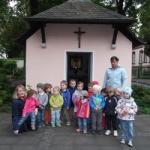 Margarete-Winkler-Kita Besuch Marienkapelle 2014