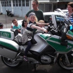Polizeibesuch 2013 - Margarete-Winkler-Kita