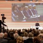 """Symposium """"Neue Zivilgesellschaft – Mit Einander Gestalten"""" © Norbert Ittermann"""