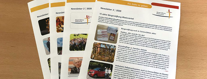 Newsletter 2/2020 © privat
