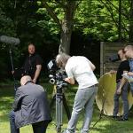 Aufnahmen Imagefilm Bürgerstiftung 2015