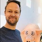 Leif Stricker, Mitglied im Elternrat Margarete-Winkler-Kita 2019
