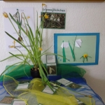 Kunstwerke zum Thema Frühling 2015